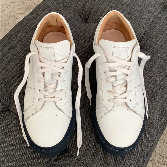 Greats Other - Greats Royale white leather sneakers
